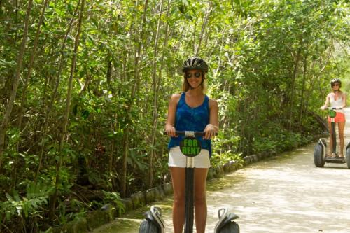 Riviera-Maya-Hacienda Tres Rios Actividades Tour de Segway