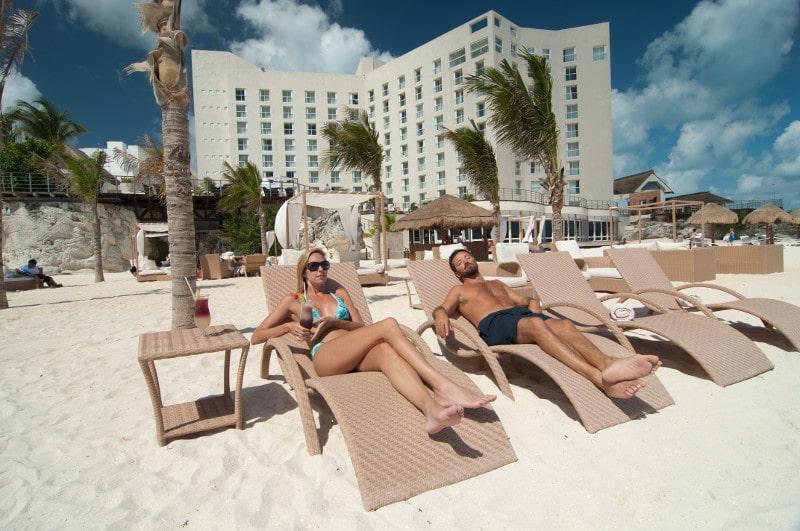 Cancun-mexico-Sunset Royal Kakao Beach Club